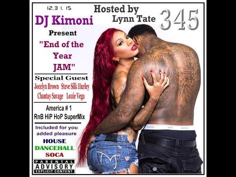 Dj Kimoni JUST HiP HoP & RnB Plus House Volume 345