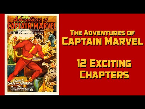 Download The Adventures of Captain Marvel