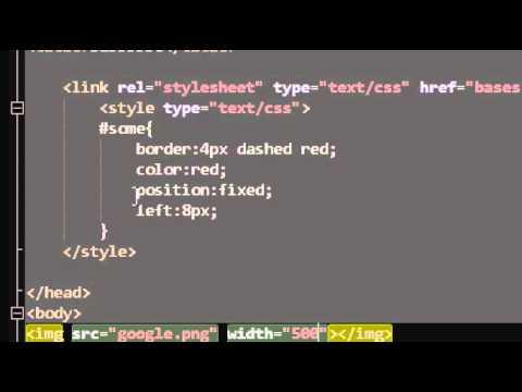 HTML/CSS Урок 38- Css максимум ширина и дължина HTML