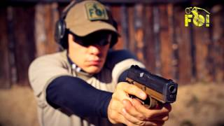 frag out fnh usa fnx45 fnx 45 pistol test drive