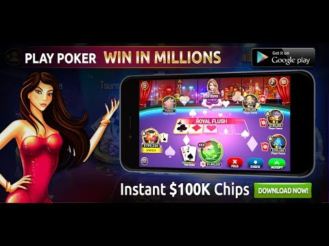 Texas Holdem (No Limit) Online Poker