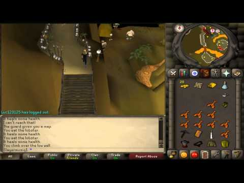 [OSRS] Watchtower quest guide - No staminas/energy pots