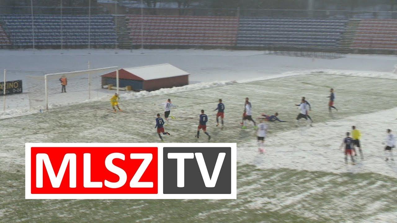 Nyíregyháza Spartacus FC - Budafoki MTE |3-2 (3-1) | Merkantil Bank Liga NB II.| 20. forduló |