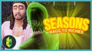 BRINGING BENNY BACK - Part 44 - Rags to Riches (Sims 4 Seasons)