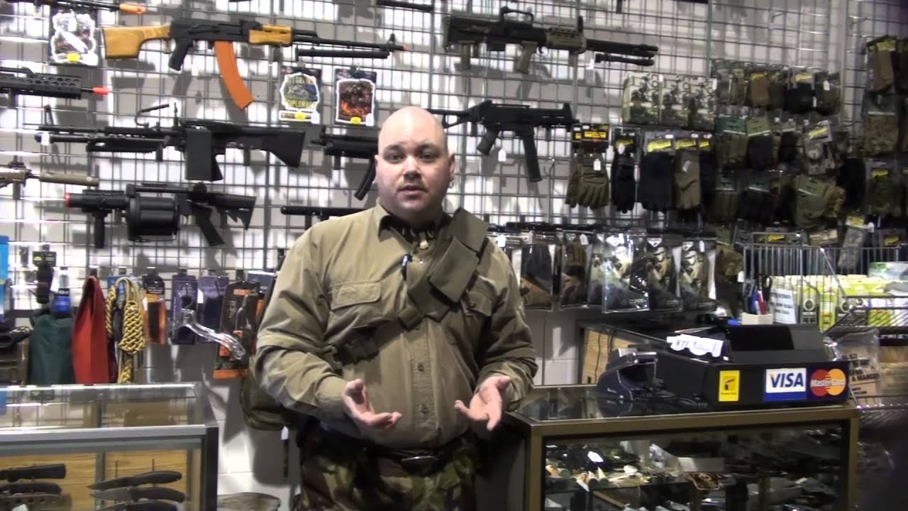 Voodoo Tactical Sling Pack Review