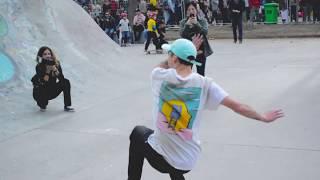 bowl fonda parque ohiggins 2018 pt1 (street)