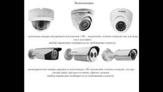 Корпусные камеры видеонаблюдения