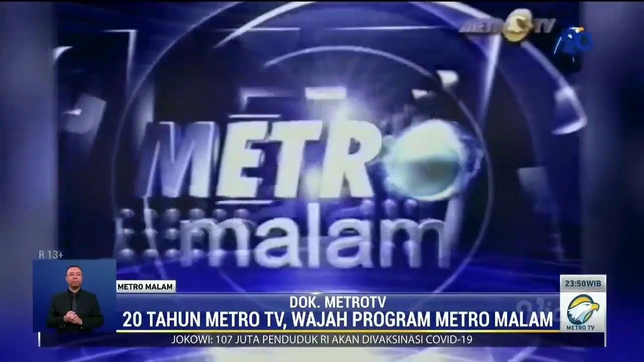 [SANGAT RARE] OBB Metro Malam Metro TV (2000-2005)
