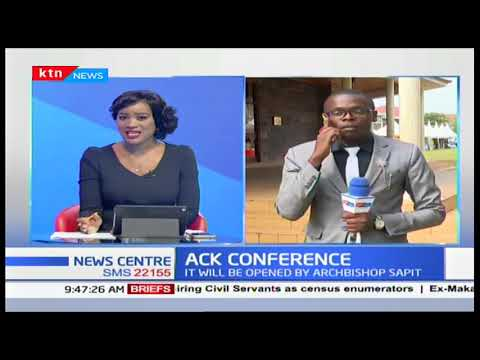 ACK Conference: 4 day conferences kicks off at Kabarak