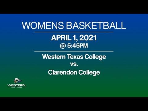 WTC vs Clarendon College (Women's Basketball)