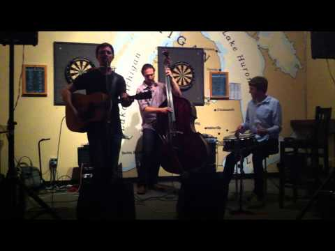 Track #4. Sam Corbin Band at The Wolverine State Brewery in Ann Arbor  08-06-2013.