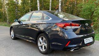 Взял Hyundai Sonata - познай мелодию на трассе