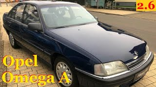 Opel Omega A GL 2.6 // Авто в Германии