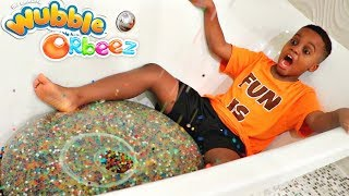 WUBBLE BUBBLE 10,000+ ORBEEZ EXPERIMENT! - Onyx Adventures