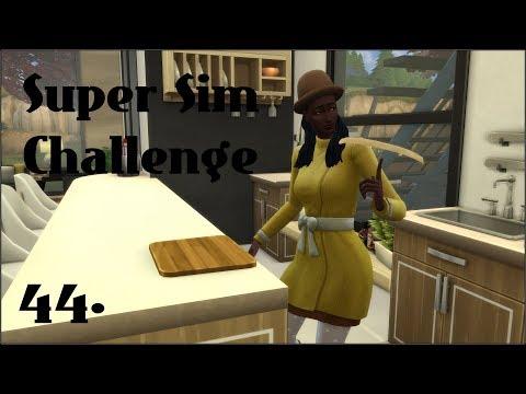 The Sims 4: Super Sim Challenge   Ínyenc konyha #44 thumbnail