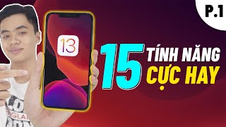15 tính năng mới trên iOS 13 | Phần 1