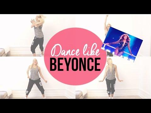 Dance like Beyonce ♥ Danslektion