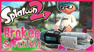 Splatoon 2 - Is the Ballpoint Splatling the next broken Weapon?
