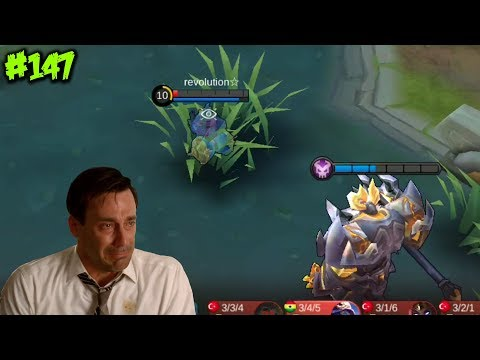 Mobile Legends WTF | Funny Moments Episode 147: OMG Lordddd