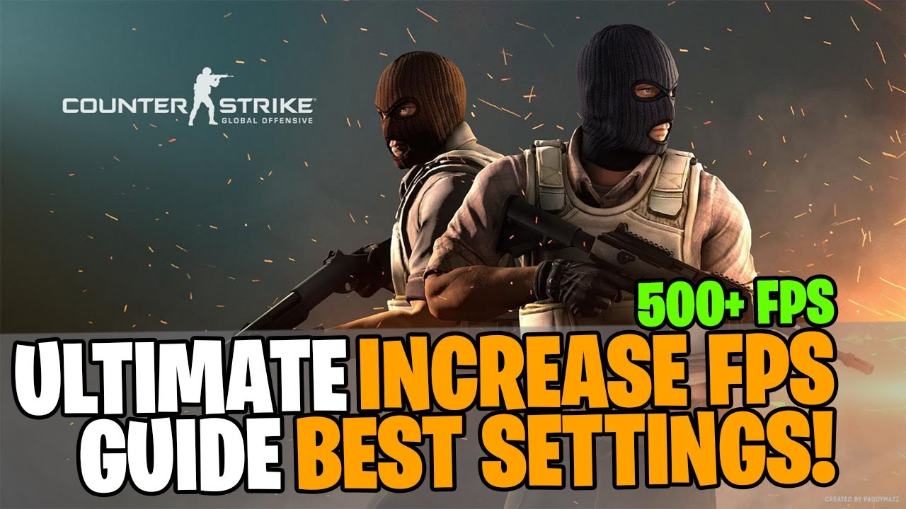 Download How to BOOST FPS in CSGO! Complete FPS BOOST Guide!   2021
