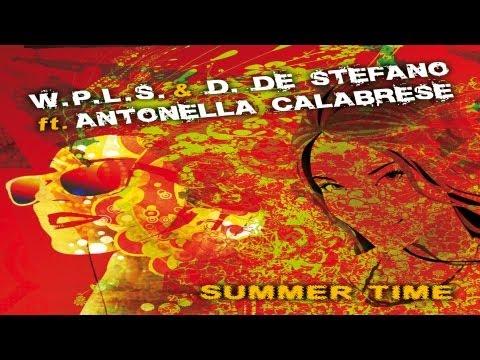 W.P.L.S. Feat. D. De Stefano & Antonella Calabrese - Summertime