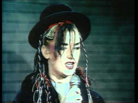 Culture Club - Time (Clock Of The Heart) in Top Pop