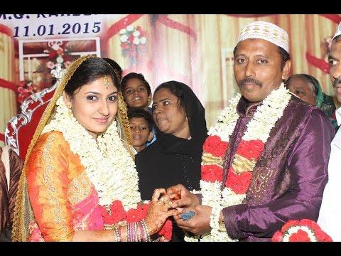 Actress Monika (RAHEEMA) Weds Malik | Marriage Video