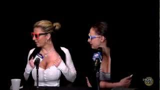Sara Jay & Gianna Michaels Take it Off for Cipha Sounds & Rosenberg