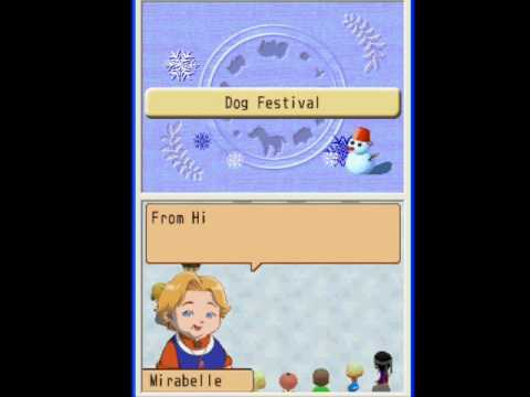 Harvest Moon Island Of Happiness How To Get A Dog
