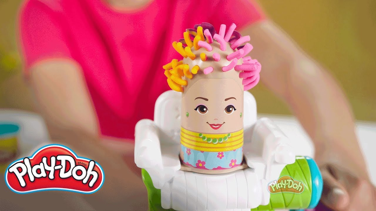 b81e90f7f6d Play-Doh | 'Buzz 'n Cut Playset' Official Commercial - YouTube