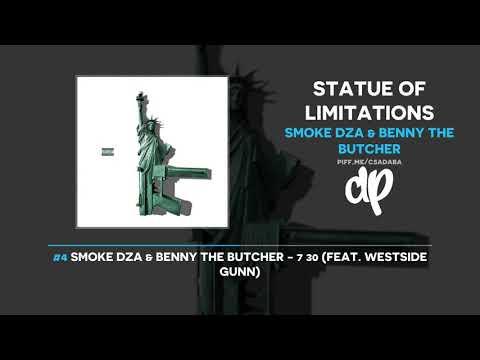 Smoke DZA & Benny The Butcher - Statue Of Limitations (FULL MIXTAPE)