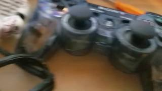 How to fix a water damaged ps3 controller