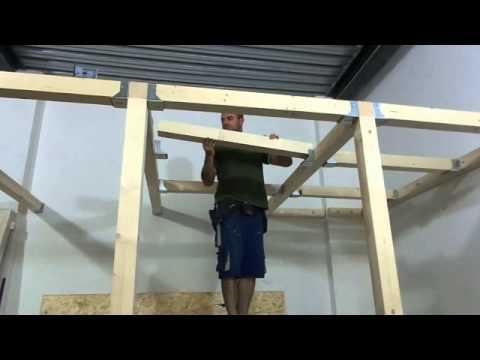 cabina di verniciatura parte 1 - diy spray booth pt.1 - youtube