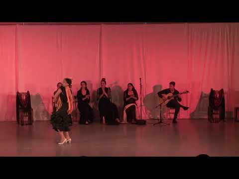 Nuestro Flamenco - Mia Solo - 10/29/17
