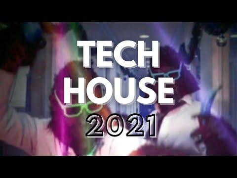 MIX TECH HOUSE 2021 #11 (Chris Lake, CamelPhat, Raffa FL, Endor, Don Omar…)