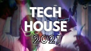 MIX TECH HOUSE 2021 # 11 (Chris Lake, CamelPhat, Raffa FL, Endor, Don Omar ...)