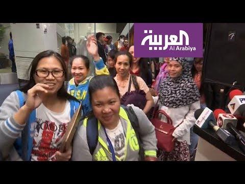 العمالة تهدد بأزمة جديدة بين الكويت والفلبين  - نشر قبل 32 دقيقة
