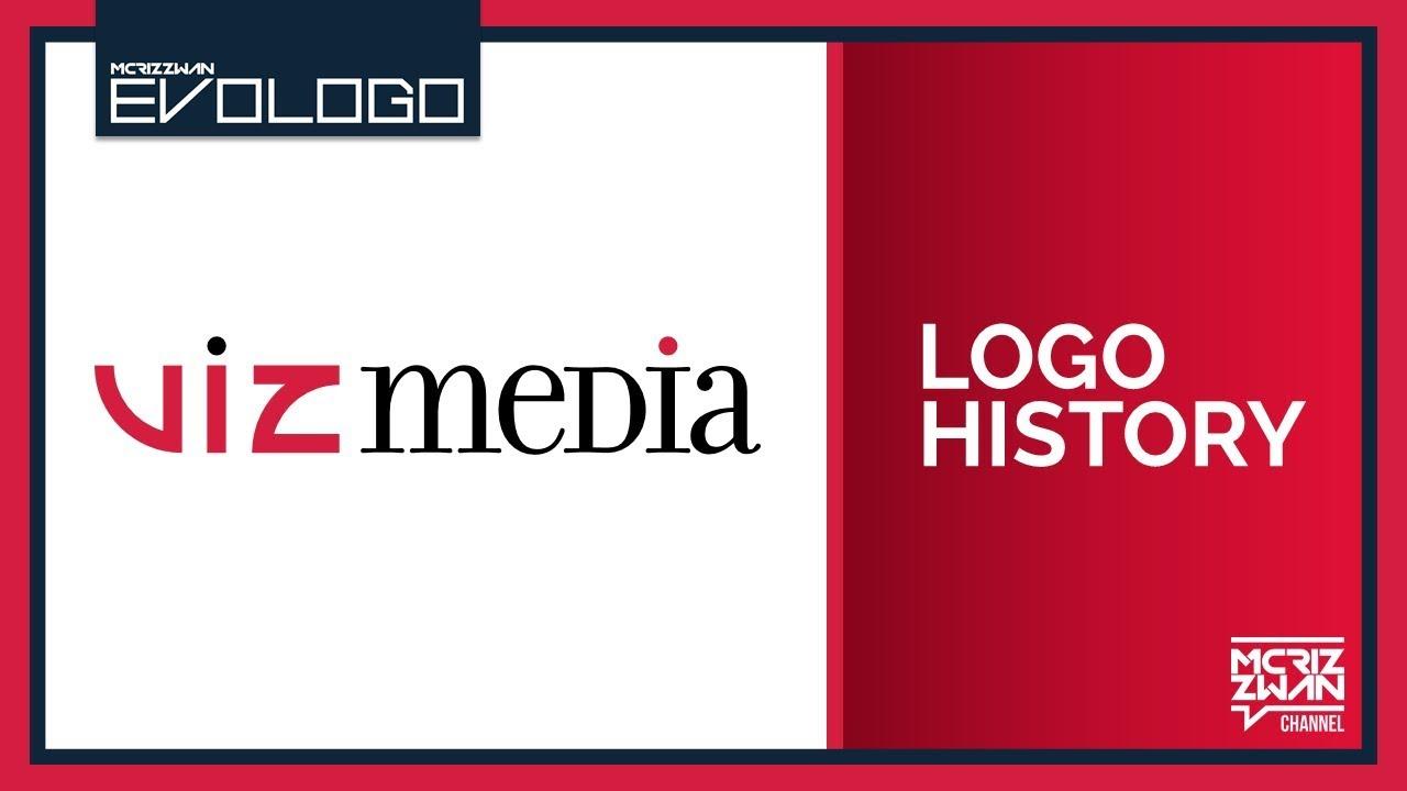 viz media logo history evologo evolution of logo youtube