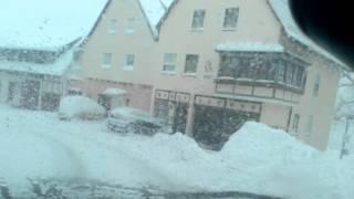 Zima w Dornstetten