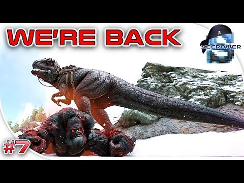 ARK PRIMAL FEAR #7 WE'RE BACK IN ACTION !!! KILLING EVERYTHING !!! +