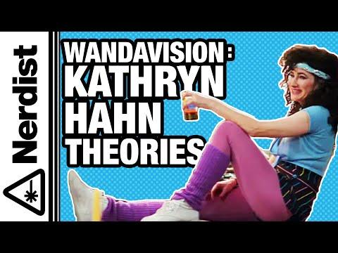How Kathryn Hahn's WandaVision Character Could Change Everything (Nerdist News w/ Rachel Heine)