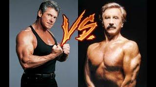 Vince McMahon VS Joe Weider