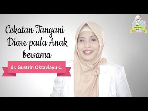 Dr. Gustrin Oktaviayu C.| Cekatan Tangani Diare Di Rumah | Mengobati Diare