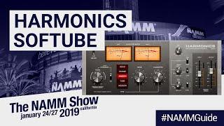 Harmonics Eden WT-800 by Softube | NAMM Show 2019