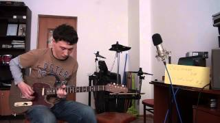 Dark Tranquility-Inside The Particle Storm (cover by Iliyasov Marat)