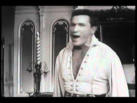 John Raitt Sings The Aria From The Barber Of Seville Youtube