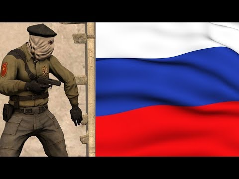 CS:GO in Russia (Funny Moments)