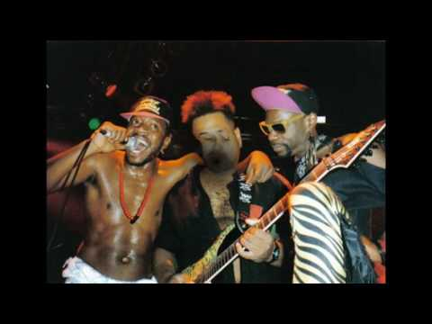 P Funk in Switzerland Vernier 1992 Michael Hampton Maggot Brain