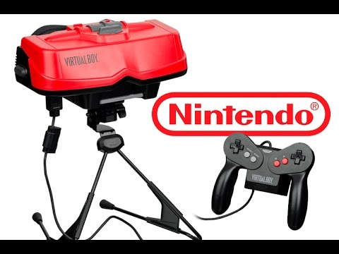 All Virtual Boy Games - Every Virtual Boy Game In One Video