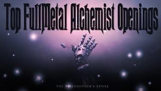 Top | FullMetal Alchemist Openings